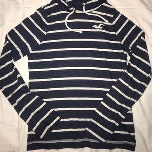 Men's Hollister Long sleeved hooded tee